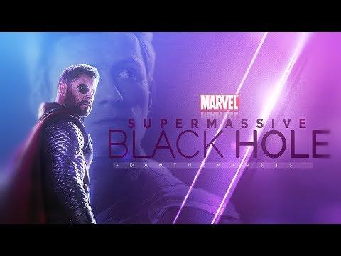 ►Marvel   Supermassive Black Hole [+dantheman8251]