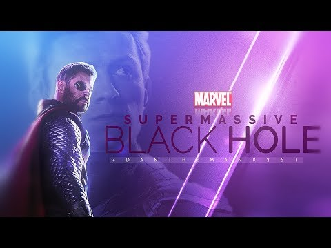 ►Marvel | Supermassive Black Hole [+dantheman8251]