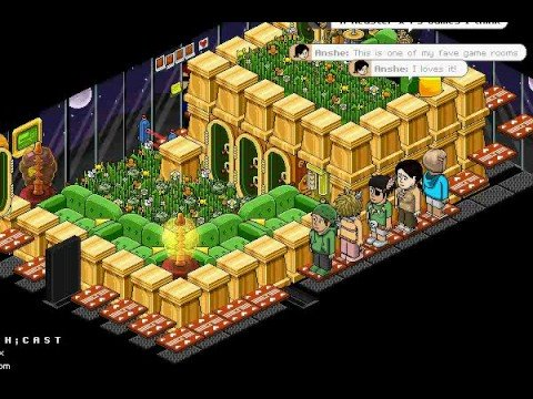 Habbo UK - Get to know - Anshe