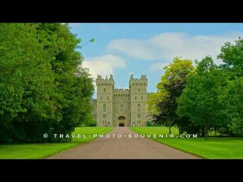 The Windsor Castle - United Kingdom - HD Slideshow Photos