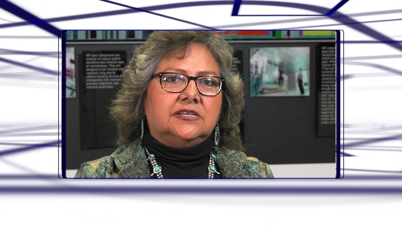 Color of STEM PROMO | Darlene Yazzie, Facility Coord., Lawrence Livermore National Lab