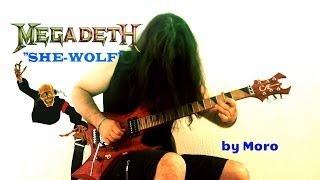 MEGADETH - SHE-WOLF (Instrumental Version)