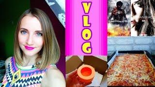 Vlog: Новое платье ● Готовлю пиццу ● Посылка мыло, 3D форма МАКАРУНЫ ● Новинки  СЕРИАЛЫ