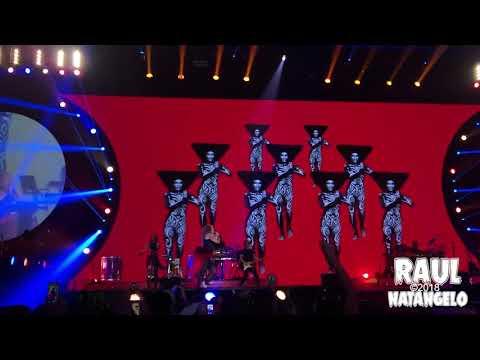 Shakira - Dare La La La ( Perfume The Forum Los Angeles - El Dorado World Tour 08-28-18 )