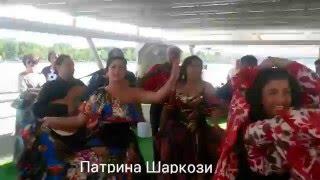 Цыгане на свадьбе (на теплоходе)(Цыганский ансамбль
