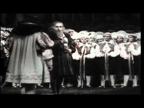 Richard Wagner - Die Meistersinger von Nürnberg 1935 HD upconvert Stereo Sound