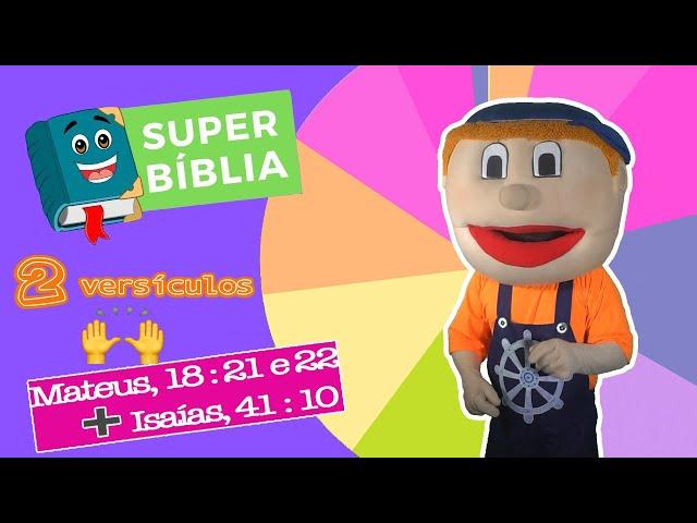 LEIA A BÍBLIA - Livros MATHEUS e ISAIAS - com BUNEKÃO