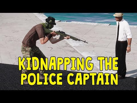 Arma 3 Project Life - Kidnapping the Police Captain