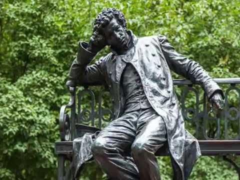 Часть 1. Памятник Пушкину в Тольятти. Память – проводник мудрости и создатель будущего