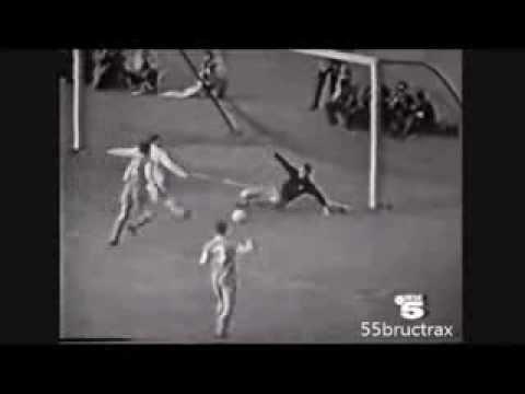 1960 Alfredo Di Stéfano vs Eintracht Frankfurt - EUROPEAN CUP FINAL
