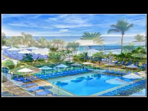 The Westin Fort Lauderdale Beach Resort, Fort Lauderdale, Florida, USA