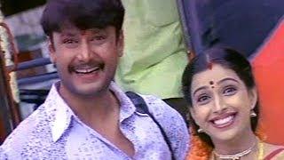 Darshan Best Interesting Scene    Best Scene In Kannada Movie    Kannadiga Gold Films