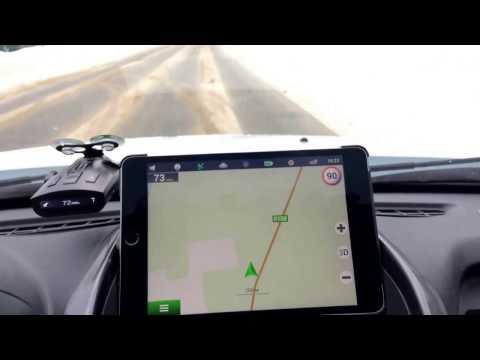 Navitel Navigator 9.6.2893 для IOS And IPad Mini 4