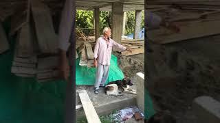 Sinop Dikmen Ellezi mahallesi Cami İnşaatı