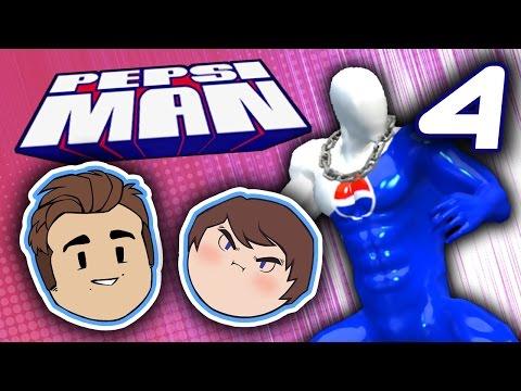 Pepsi Man: Ross Hates Buffalo - PART 4 - Grumpcade (ft. Jimmy Whetzel)