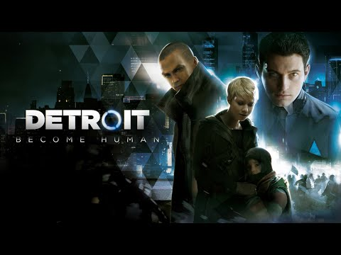 Detroit Become Human Gameplay walkthrough episode 1 !!!