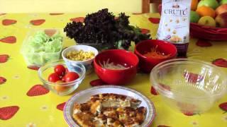 Simple Recipe - Chicken Caesar Salad | Babacroc ♡