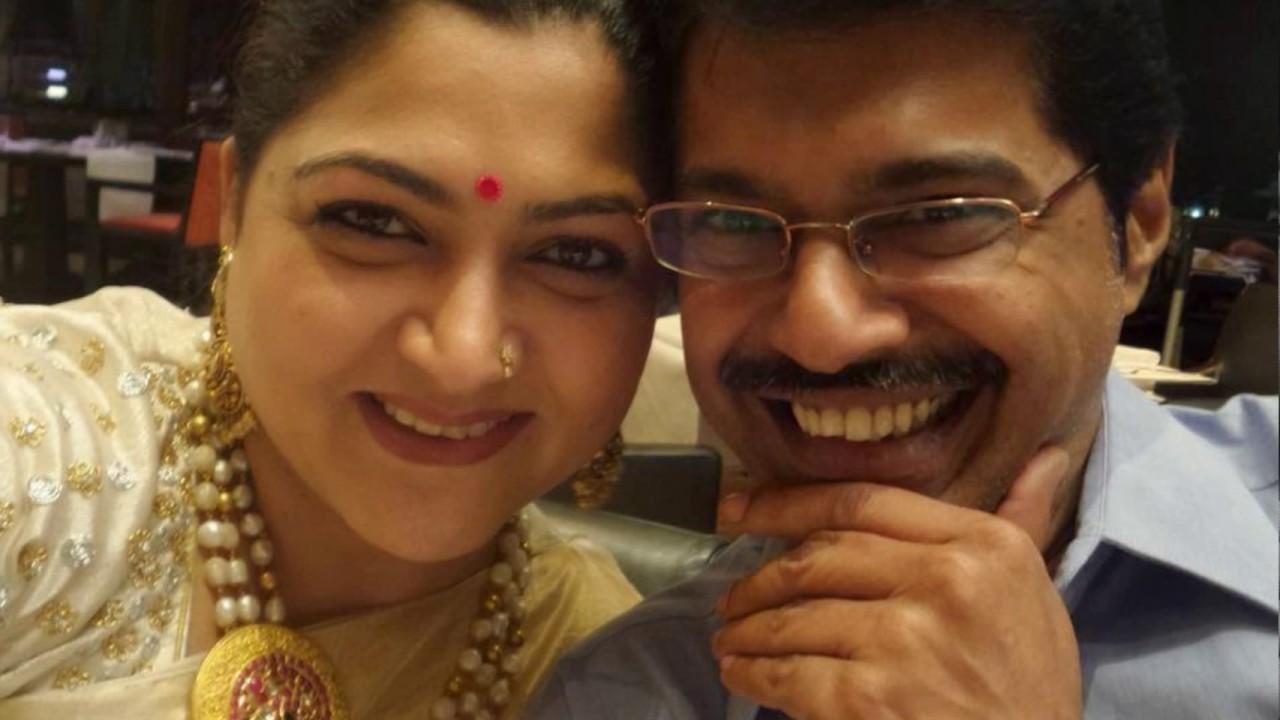 Kushboo Tamil Hot Ideal khushboo sundar family photos /actress kushboo family photos