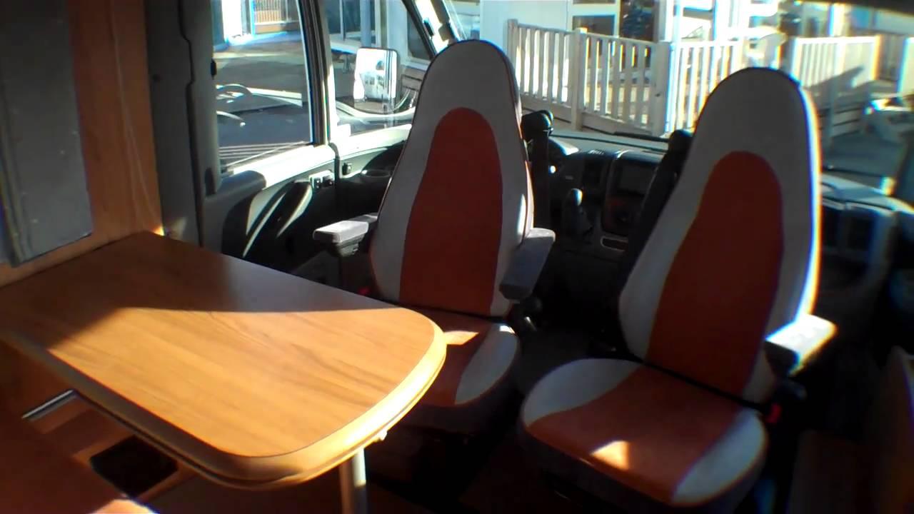 occasion pro camping car burstner i 695 capucine 2008 lyon 69 rhone saint priest 69800. Black Bedroom Furniture Sets. Home Design Ideas