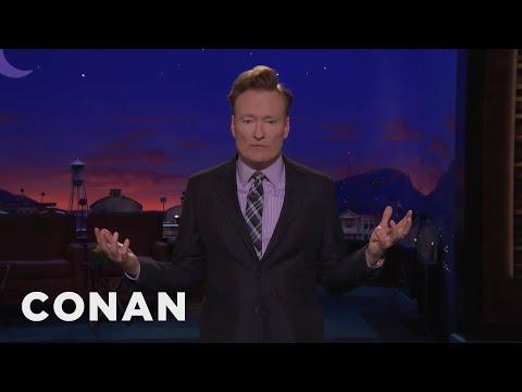 Conan On The Damaging Information Russia Has On Trump- CONAN on TBS