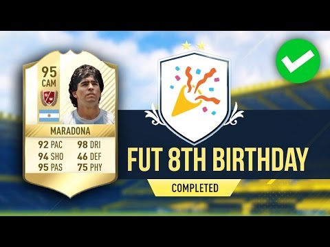 FIFA17 *NEW* MARADONA LEGEND CARD?! POTENTIAL *LEAKED* 8 NEW LEGEND CARDS OUT ON FUT 8TH BIRTHDAY!