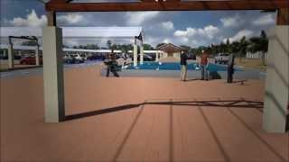 Animación de Propuesta de Infraestructura Turística, Provincia San Fernando de Montecristi.
