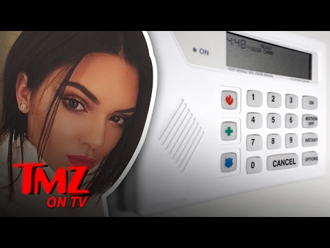 Kendall Jenner's Jewels STOLEN!! | TMZ TV