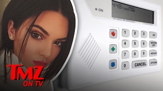 Kendall Jenner's Jewels STOLEN!! | TMZ TV