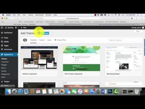 WordPress Workshop: Part 2
