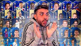 TODOS los TOTY de FIFA 09 a FIFA 21 !!!