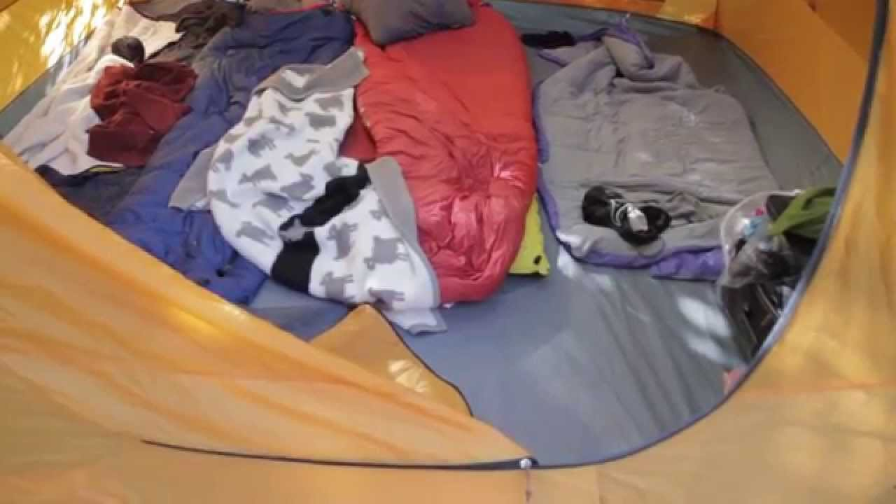 & REVIEW: Marmot Halo 6p tent plus assembly - YouTube