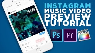 Instagram Music Video Preview Tutorial