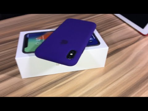 newest 95208 7f37e Case Oficial De Apple Para El iPhone X