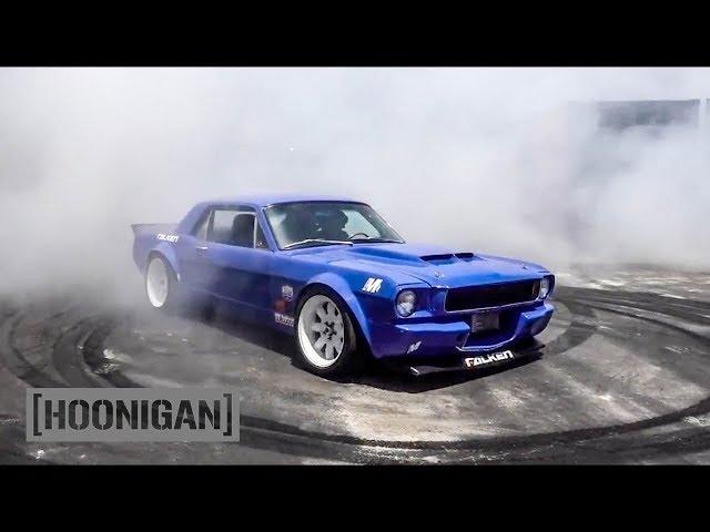 Hoonigan Mustang Awd