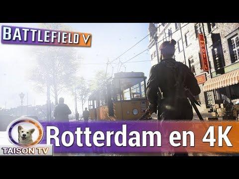 Battlefield V Rotterdam En 4K Paseando La FG-42