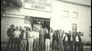 The History of California American Water San Diego County Operations