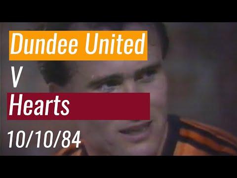 Dundee United V Hearts 1984