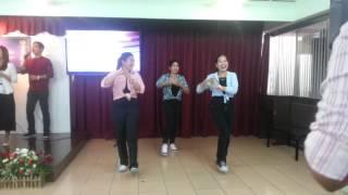 Hesus sa buhay ko. Praise 1 with Logos Music and Dance thumbnail