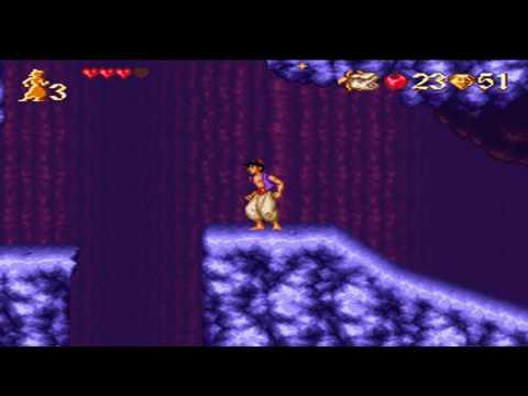 Aladdin level 2-1 (Snes)
