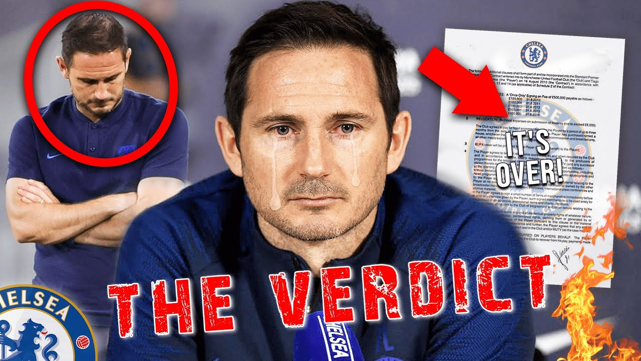 Chelsea transfer plans: If Frank Lampard gets fired what would it ...