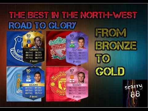 FIFA 16 The Best of The North West Ep. 4 Destroying the Opposition