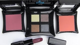 Illamasqua The Sacred Hour Collection: Live Swatches & Review