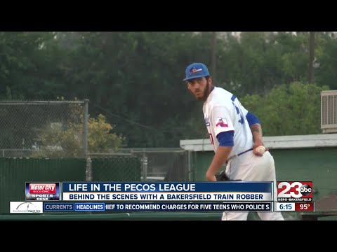 From $57 Weekly Paychecks To Players Driving To Games, What Life Is Like In The Pecos League