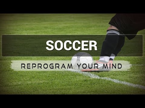Soccer affirmations mp3 music audio - Law of attraction - Hypnosis - Subliminal