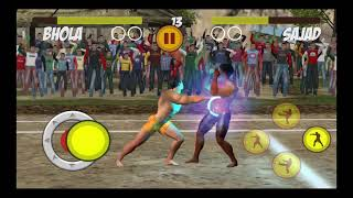 Kabaddi Fighting 2018: Wrestling League Knockout / Android Game/ Game Rock