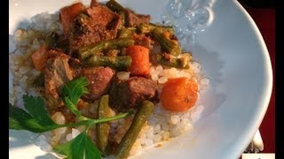 Zero Carb Beef Stew With Paleo Rice By Paleo Nate