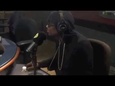 Busy Signal does first interview with HOT 97 talks introduction in music