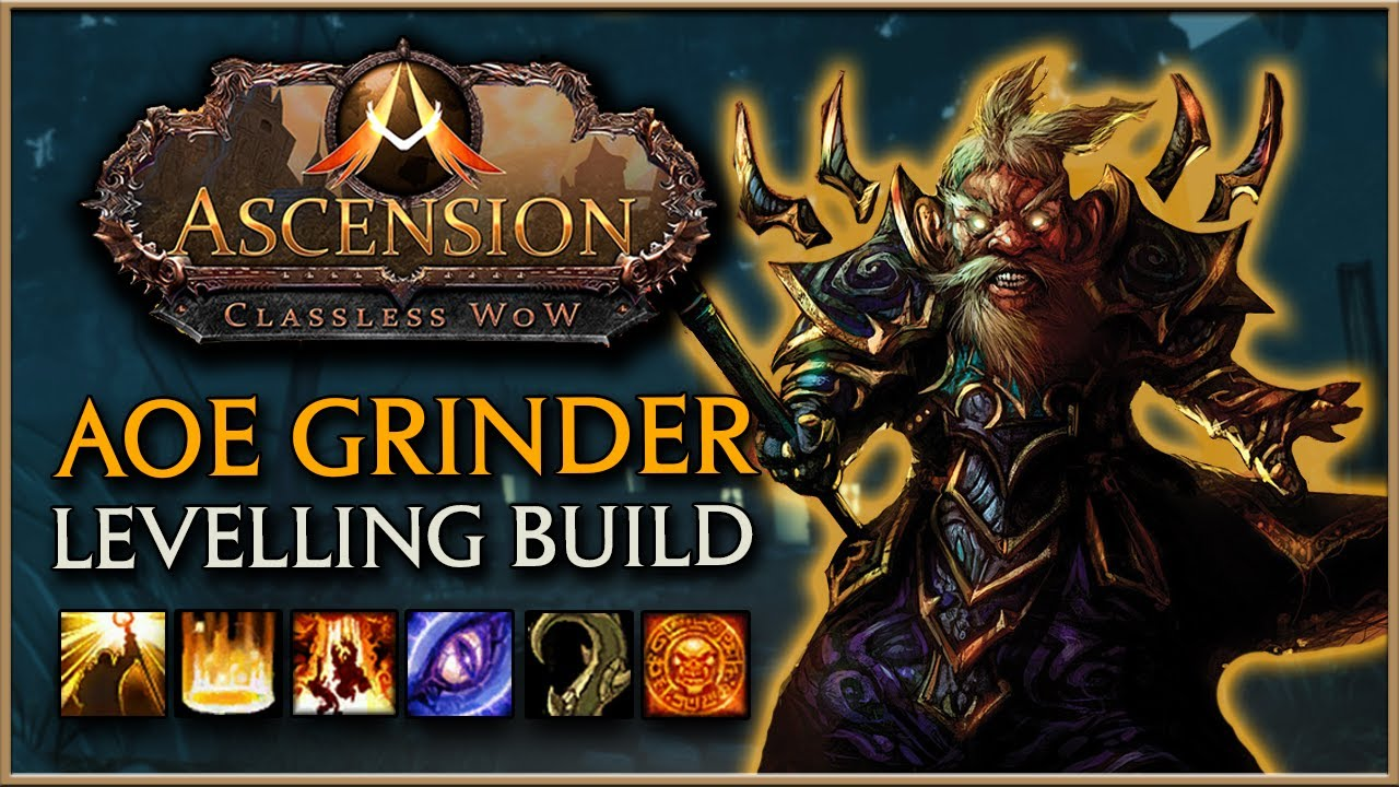 Project Ascension   The AoE Farm Build   Quick Levels and Easy Gold 💰