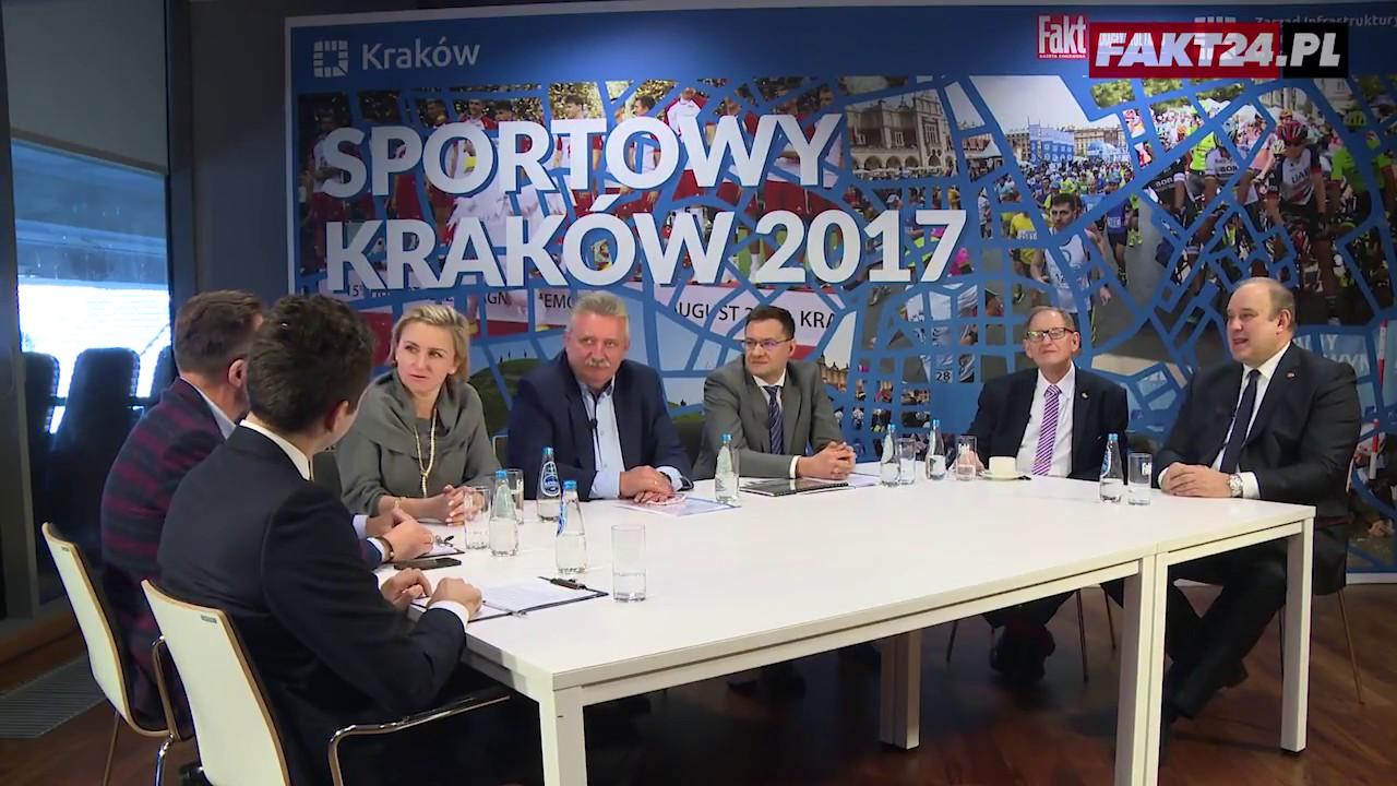 Baseny i plaże. Nowe oblicze Krakowa – Okrągły Stół Faktu 2/3