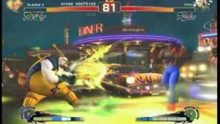Super Street Fighter 4 - Gameplay Video 18